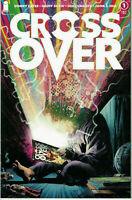CROSSOVER #1 DONNY CATES SECRET HIDDEN FACE VARIANT COVER IMAGE