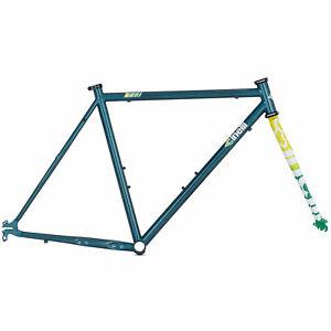 CINELLI TUTTO PLUS URBAN FIXIE SINGLESPEED BIKE BICYCLE FRAME FRAMESET - Size L