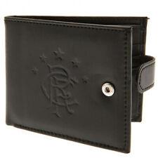 Rangers F.C - Leather Wallet (RFID ANTI FRAUD) - GIFT