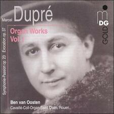 Symphonie Passion Op 23 / Evocation Op 37 (Organ Works 1), New Music