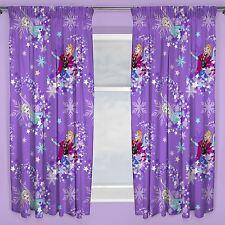 Curtains Disney Kids Frozen 168 X 137 Cm