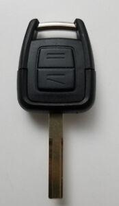 Holden Vectra JB transponder key complete 315 Mhz HU43 ID40 1998-2003