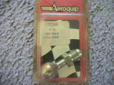 Aeroquip -4AN TO 10MM BANJO BOLT FITTING FCM2948