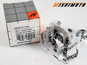 Mishimoto Low Temp Racing Thermostat for 1986-1992 Toyota Supra & more