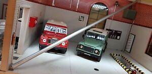 Windscreen Wiper Motor Rack Long Pipe Tubing Land Rover Defender