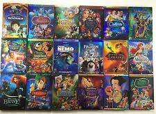 WEEKEND SALE! ULTIMATE DISNEY COLLECTION 18 TITLES Disney FavS! Frozen, Cind..