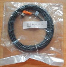 IFM LK250-IRF/PU, E10214, M12, 5-PIN, 2 x 0.34mm2, 5m, lumberg STL63