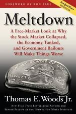 Meltdown: A Free-Market Look at Why the Stock Market Collapsed, the Economy Tan