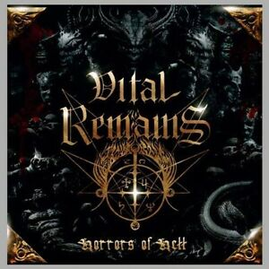 Vital Remains - Horrors of Hell [New CD] Argentina - Import