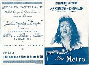 DRAGON SEED, Katharine Hepburn, Herald
