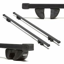 Roof Rack Cross Bars For Hyundai ix35 2010 onwards with Solid Rails
