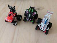 Micro Machines Galoob Monster Trucks 1992  Springer Shocker Jet Rider Lot