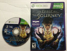 Fable: The Journey XBOX 360 Role Playing (Video Game) Tested Free Shipping