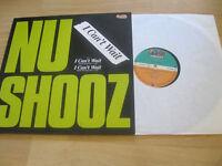 Maxi Single LP Nu Shooz I Can't Wait Vinyl Atlantic Records 786 828 0
