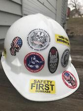 LOT of 10 WELDING Hard Hat Stickers Helmet Hood Tool Box Decal Label ASSORTED