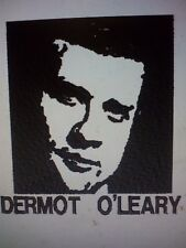 LOVELY EMBROIDERED  TOWEL SET DERMOT O LEARY IMAGE/ALSO ,MADONNA,BOWIE,BETTYBOOP