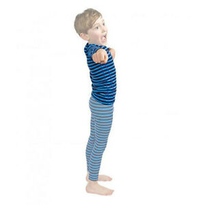 OCN XS 2-4 360 Degrees Kids Polypro Active Thermal Top 3 Sizes and Colours