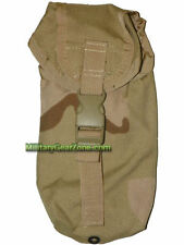 MOLLE II RACK AN/PRC-126 Radio Pocket Pouch 3 Color Desert Camo US Military DCU