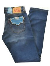 Levi's 511 Men's zip-fly Jeans Slim from hip to ankle-Sits below waist W 32 L 34
