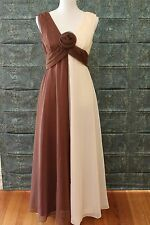 Vintage Mary Charmaine 1970's Ball Gown, Evening Dress - Size 10 - GVC