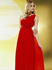 Bodenlange Damenkleider aus Chiffon für speziellen Anlass und