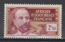 Timbre d'AFRIQUE EQUATORIALE FRANCAISE neuf N° Y. & T. 86 (MI 62)