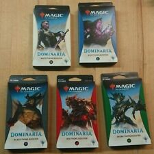 MTG Magic the Gathering Dominaria Theme Booster Pack Set of 5