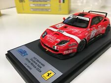 Ferrari 550 Maranello 1/43 Scale Resin Model By BBR Italy Winner Monza 2004
