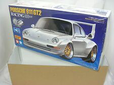 EMPTY BOX for Limited Edition Tamiya 84399 TA02SW Porsche 911 GT2 Racing Kit NEW