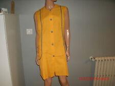 blouse nylon  nylon kittel nylon overall  N° 4071  T36/38