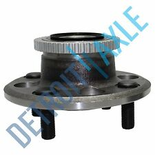 New REAR Complete Wheel Hub and Bearing Assembly for Honda Civic w/ ABS 4-Bolt