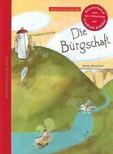 Die Bürgschaft von Schiller, Friedrich   Buch   Zustand sehr gut