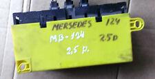 Mercedes Benz W 124 Bj 1984 - 1995 Komfort Steuergerät 1248203126