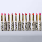 12Pcs/set Leopard Long Lasting Lipstick Cosmetic Makeup Lip Gloss Lip Rouge