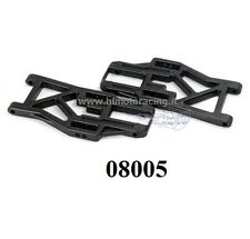 08005 BRACCETTI ANTERIORI INFERIORI OFF-ROAD TRUCK 1/10 FRONT LOWER ARM HIMOTO