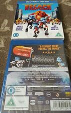 ESCAPE FROM PLANET EARTH BLURAY 3D / 2D KIDS NEW SEALED