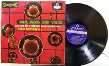Harry Mortimer - Men, Brass and Voices - LONDON RECORDS PS 132
