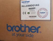 Brother HL-L2300D Drucker Vorführgerät Laserdrucker inkl. 1XXL + 1Starter Toner