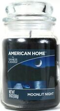1 American Home By Yankee Candle 19 Oz Moonlit Night 1 Wick Glass Jar Candle