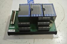 FOXBORO FBM241c Contact Sense Invensys Process System PLC Termination Assy.