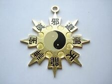 BRUCE LEE ENTER THE DRAGON FIST OF FURY FLYING STAR MMA FILM MOVIE TAO LUCKY 8