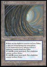 Lava Tubes PL Ice Age MTG Magic The Gathering Land English Card