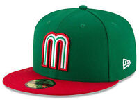 New Era MEXICO 2017 World Baseball Classic Fitted 5950 Cap Hat WBC 17 59Fifty