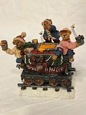 Boyds Bears The Huney Hauler