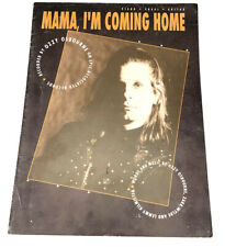 Ozzy Osbourne sheet music Mama, I'm Coming Home 1991