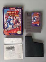 Mega Man 2 (Nintendo Entertainment System, 1989) CIB Complete EUC Cart
