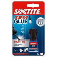 LOCTITE Super Glue - Easy Brush On Spreadable Applicator - 5g Bottle
