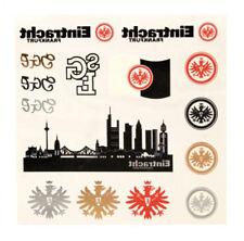 15 Tattoos zum Aufkleben Eintracht Frankfurt Tattoo-Set