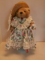VINTAGE TEDDY BEAR BY BEARLY PEOPLE