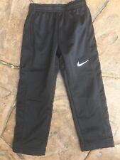 Nike little boys THERMA Fleece DRI-Fit KO Pants 86B220 size 4